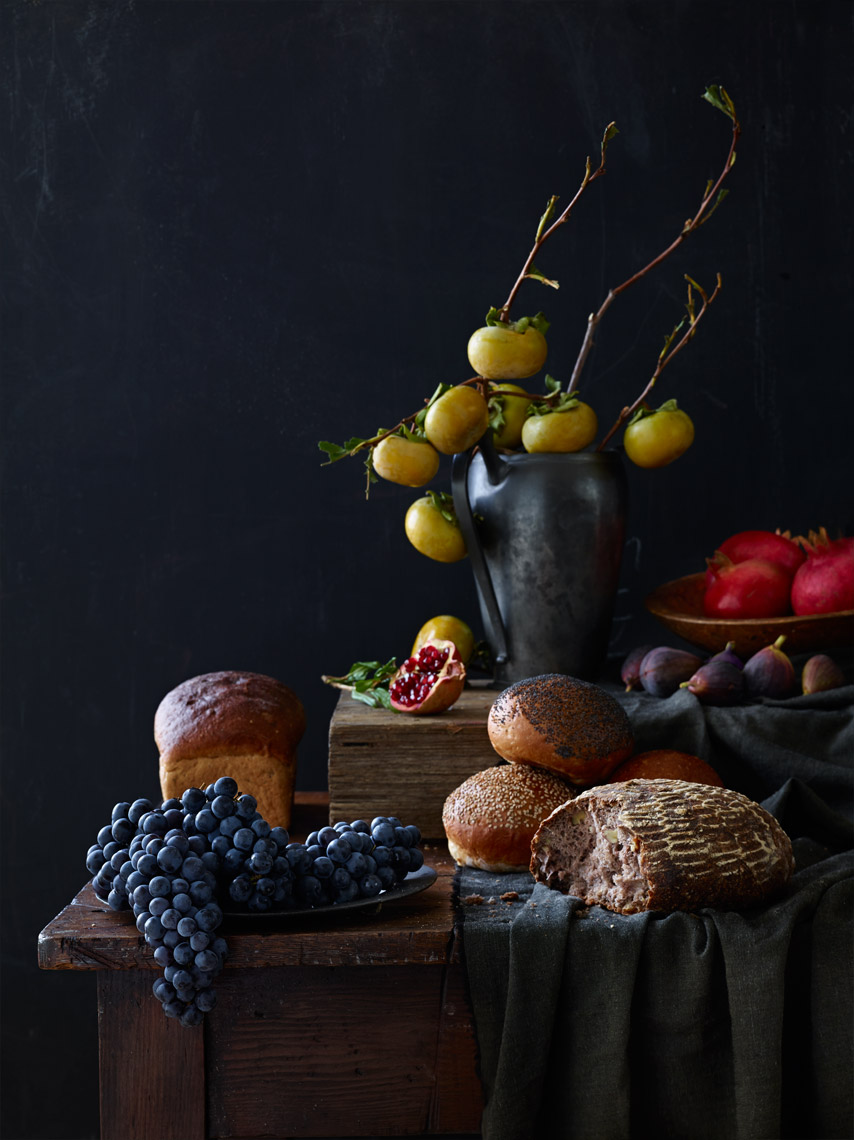 SF Food Photographer | James Ellerker | Bread Stilllife