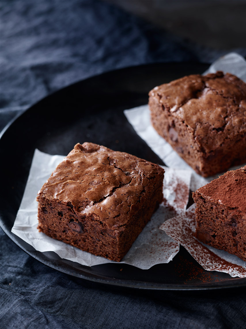 Bay Area Food Photography | James Ellerker | Chocolate Brownies