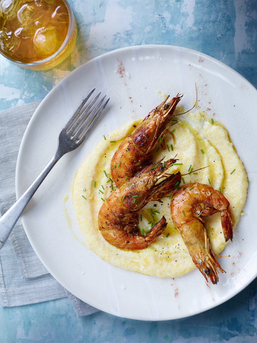 Oakland Commercial Food Photography | James Ellerker | Shrimp and Grits
