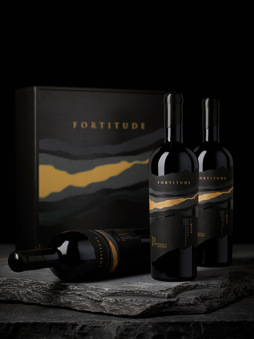 Fortitude Wine and Branded Box