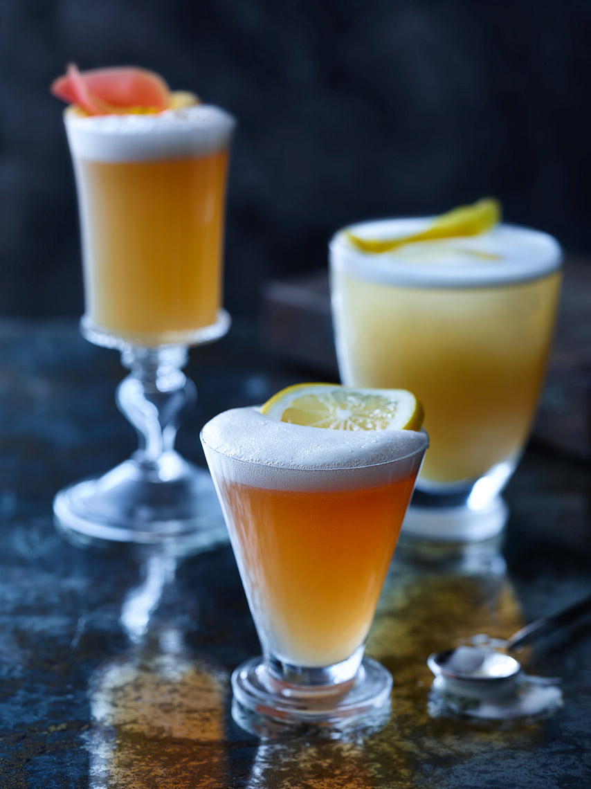 San Francisco Beverage Photography | James Ellerker | Whisky Sour